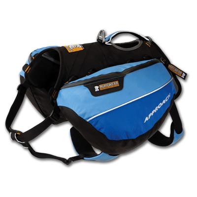 RuffWear Approach Dog Pack Blue Small