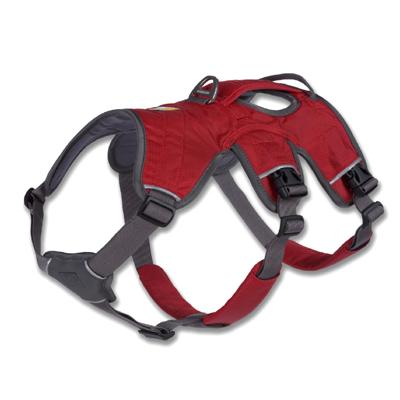 RuffWear Web Master Dog Harness XSmall Red
