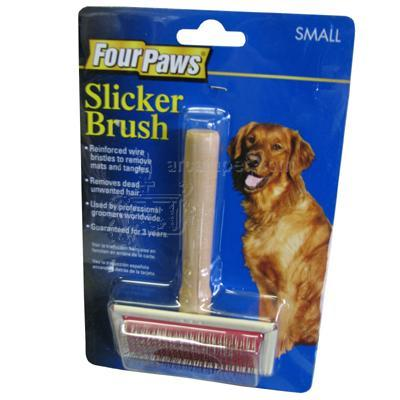 Slicker Pet Grooming Brush Firm Small
