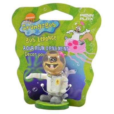 Sandy Sponge Bob Aquarium Ornament