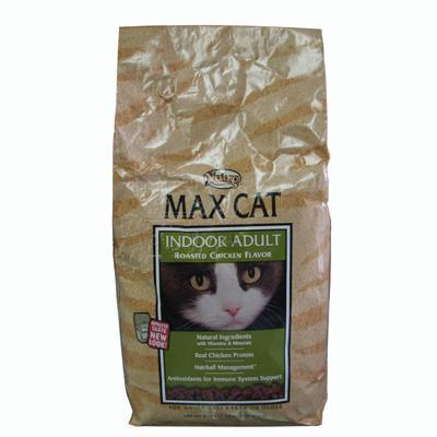 Nutro Max Cat Food Indoor Adult 6 lb