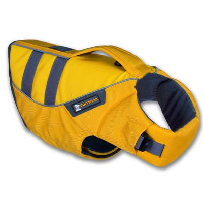 K-9 Float Coat Yellow Medium Canine Flotation Device