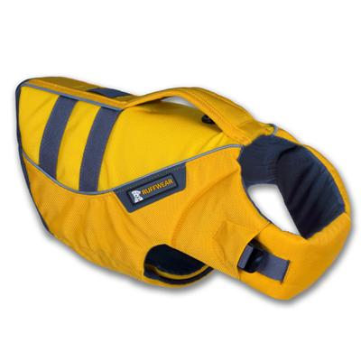 K-9 Float Coat Yellow Large Canine Flotation Device