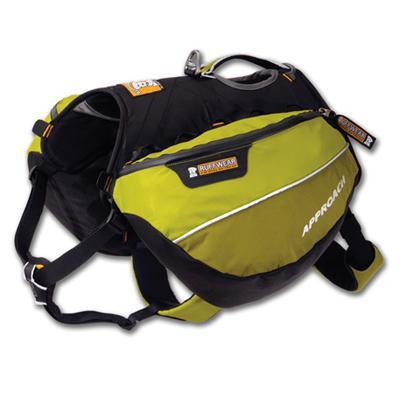 RuffWear Approach Dog Pack Green XXSmall