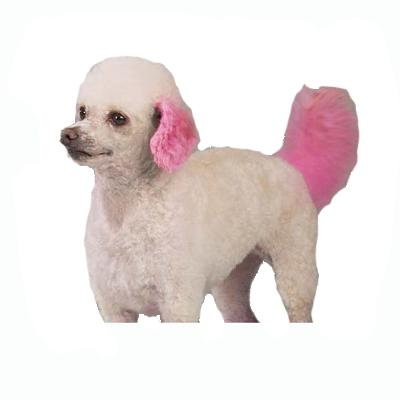 Top Performance Pet Hair Dye Gel Screaming Pink