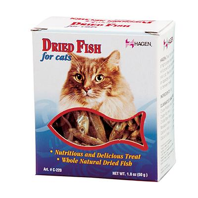 Dried Fish for Cats 50 gram