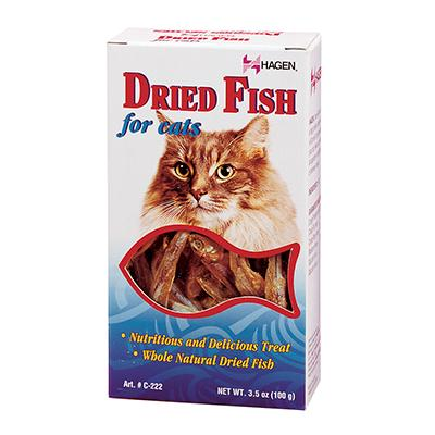 Dried Fish for Cats 100 gram