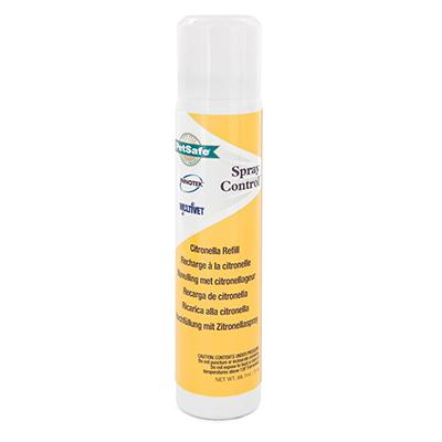 Multivet Spray Commander Collar Citronella Refill 3oz