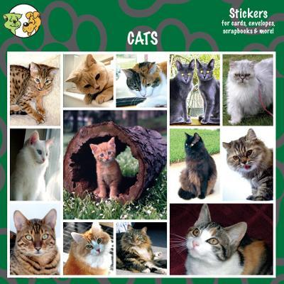 Arf Art Pet Sticker Pack Cats