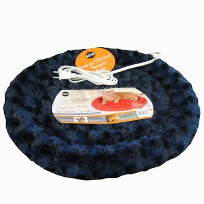 Thermo-Kitty Heated Fashion Splash Bed Blue