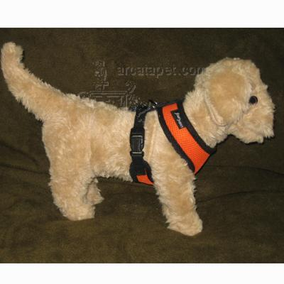 Comfort Control Dog Harness Orange Large