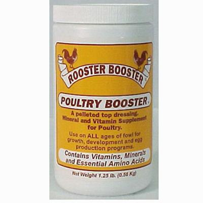 Rooster Booster Poultry Booster 1.25 lb