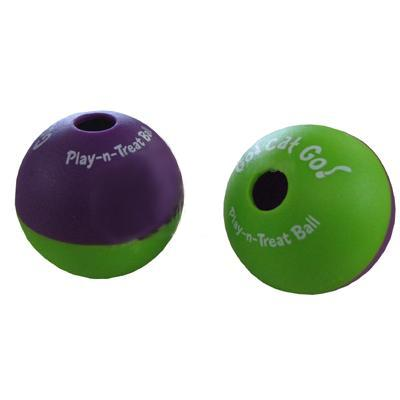 GoCatGo Play-N-Treat 2pk Cat Toy