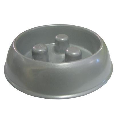 Brake-Fast Dog Bowl Aluminum Sm