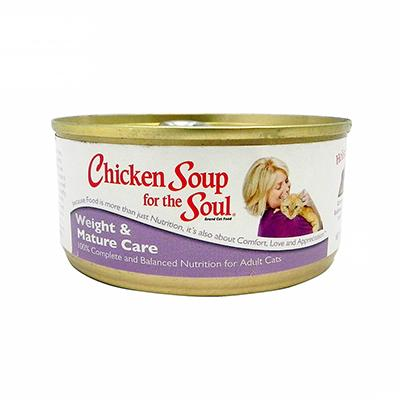 Chicken Soup for the Cat Lover's Soul Single Can