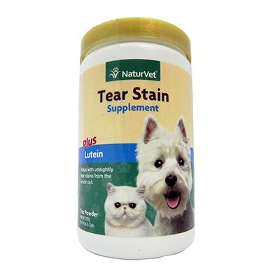 NaturVet Tear Stain Supplement Powder 200 gram