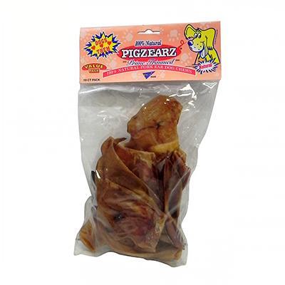 Premium Pig Ears 10 pack Dog Chews