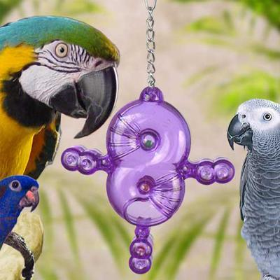 Nature's Instinct Crazy 8's Bird Toy