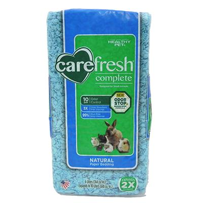 Carefresh Colors Litter 10 Liter Blue Pet Bedding