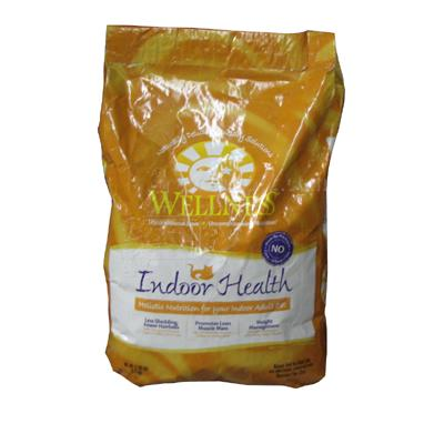 Wellness Indoor Health Cat Food 11-Lb.