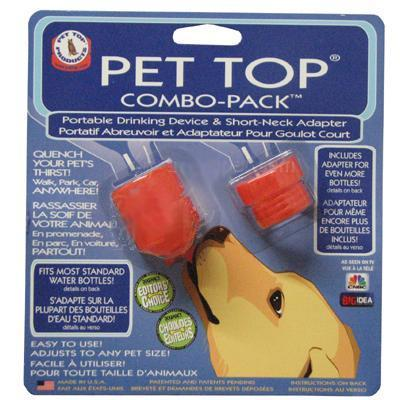 Pet Top Drinker Combo Pack