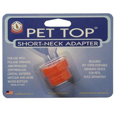 Pet Top Short-Neck Adapter