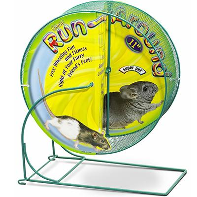 Run-Around Small Animal Wheel 11 inch Giant