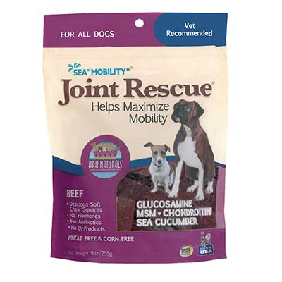 Ark Naturals Sea Mobility Beef Jerky 9oz for Dogs