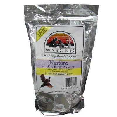 Wysong Nurture Pheasant Pet Food 2.5lb