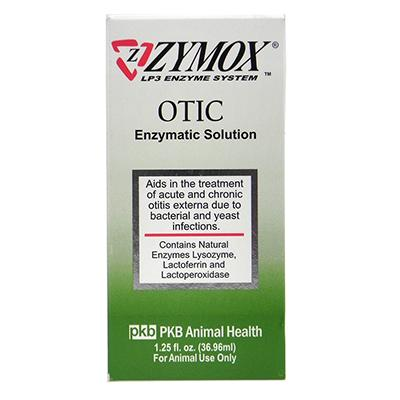 ZYMOX OTIC Three Point Enzyme System