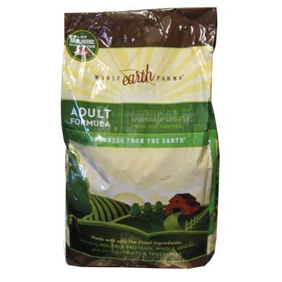 Whole Earth Farms Adult Dry Dog Food 8 Lb.