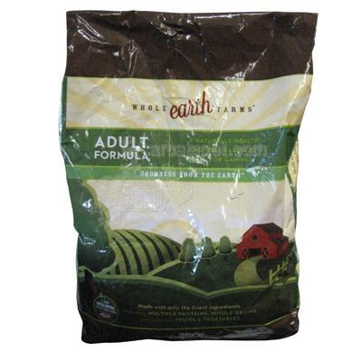 Whole Earth Farms Adult Dry Dog Food 15 Lb.