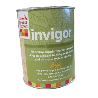 Honest Kitchen Invigor 5.5 ounce Pet Supplement