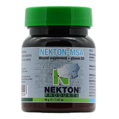 Nekton-MSA High-Grade Mineral Supplement for Pets  40g
