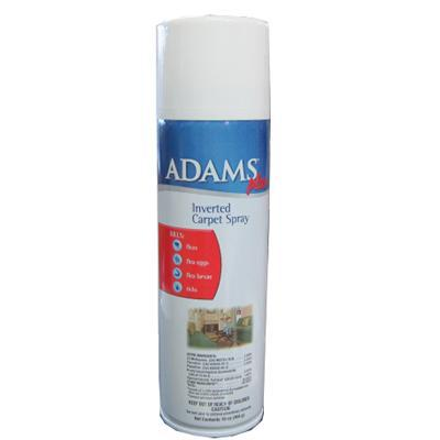 Adams Plus Inverted Carpet Flea Spray 16 oz
