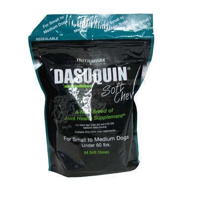 Dasuquin Soft Chew Dog Joint Supplement Small/Medium 84count