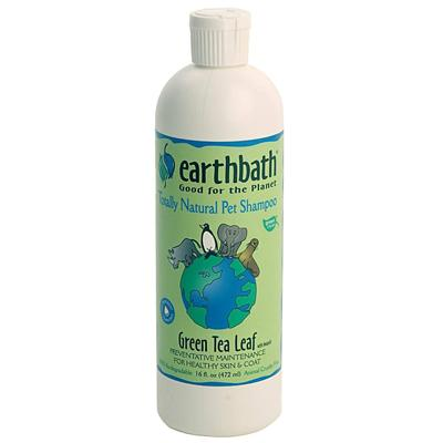 Earthbath Pet Shampoo Green Tea Pint