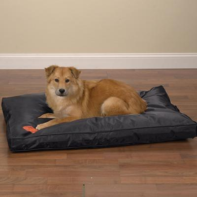 Slumber Pet Toughstructable Bed Black 42x28 Inch