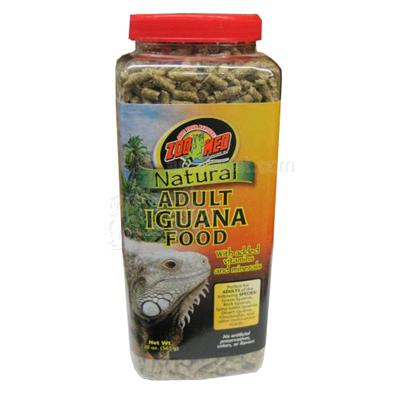 ZooMed Adult Iguana Food 1lb