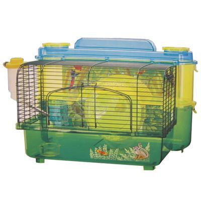 SAM Rainforest 2 Story Hamster and Gerbil Cage