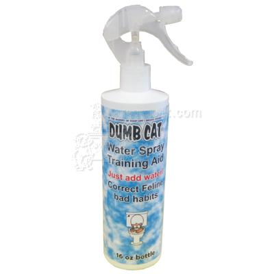 Dumb Cat Water Training Sprayer