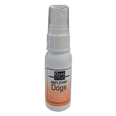Ojas Naturals Anti-Itchy Dog Spray 1oz
