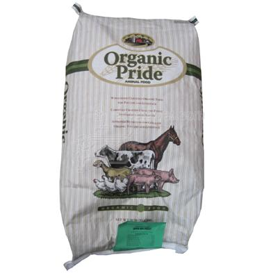 Organic Pride Chicken Layer Pellet 50 Lb