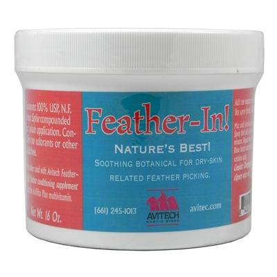 Avitech Feather In Powder 16oz