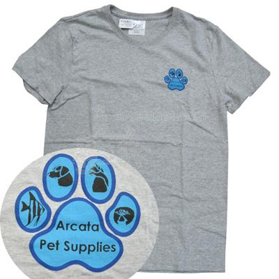 Arcata Pet T-Shirt Ladies Medium