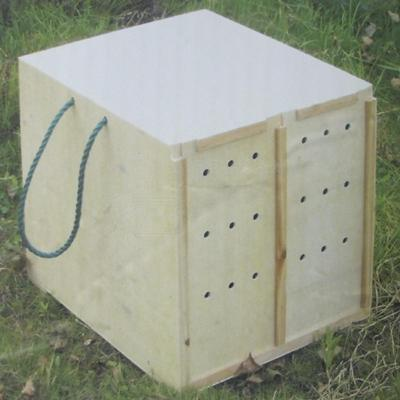 Doc Woody's Poultry Transport Box Double
