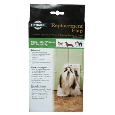 Petsafe Freedom Pet Door Replacement Flap Small