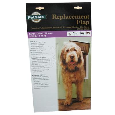 Petsafe Freedom Pet Door Replacement Flap Large