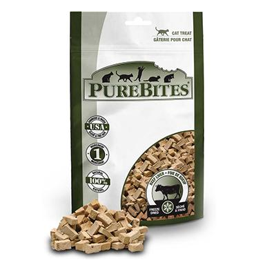 PureBites Freeze Dried Beef Liver Cat Treat .85-oz