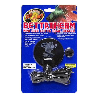 ZooMed Bettatherm Mini Betta Bowl Heater